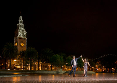 002 - embarcadero san francisco engagement session