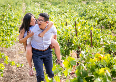 007 - napa engagement session