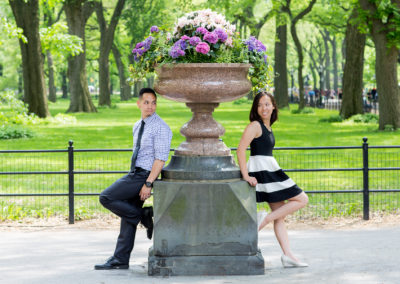 008 - central park new york city engagement session