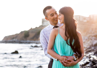 017 - rancho palos verdes terranea engagement session photos