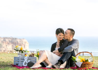 024 - rancho palos verdes engagement session photos