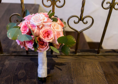025 - bridal bouquet by bannister