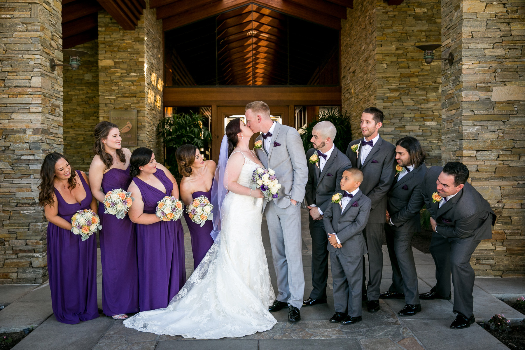 018 Wedding At Dove Canyon Golf Club Rancho Santa